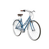 """Electra Loft 3i - Vélo de ville Femme - 28"""" Bleu pétrole"""